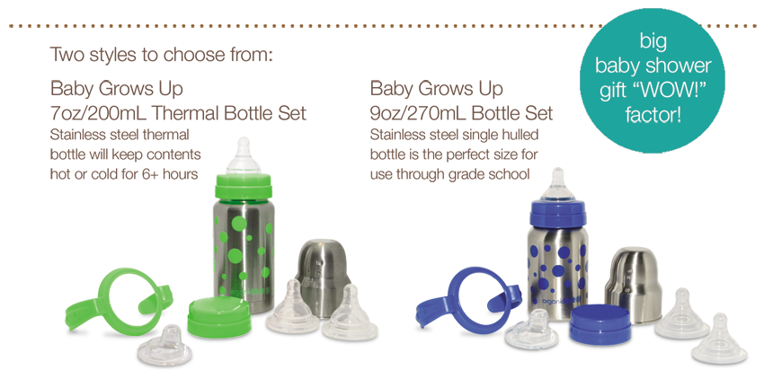 oK Baby Grows Up Page 2 860 03 Baby Grows Up Bottle Kit
