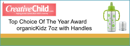 Creative Child - 2012 Top Choice of the Year Award