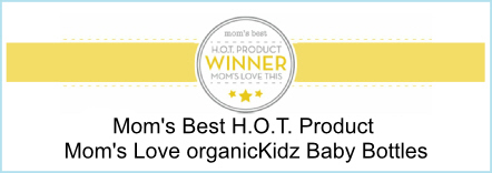 Moms Best H.O.T. Product 2012 v2 Awards