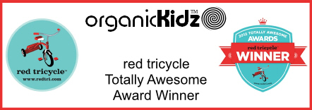 red tricycle Totally Awesome Award Winner